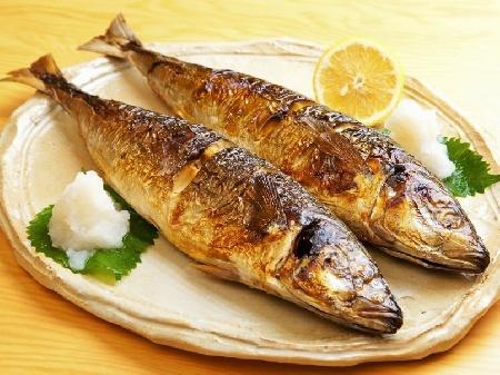 Печена риба скумрия на скара – класическа рецепта - снимка на рецептата